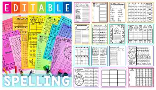 small resolution of Free Spelling Worksheets - Superstar Worksheets