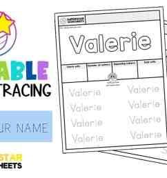 Name Tracing Worksheets - Superstar Worksheets [ 735 x 1200 Pixel ]