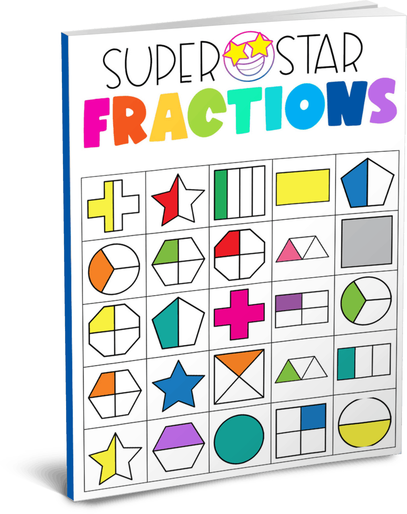 medium resolution of Fractions Worksheets - Superstar Worksheets