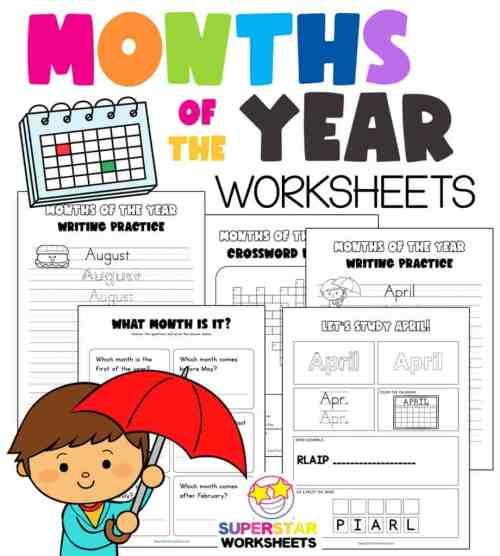 small resolution of Calendar Worksheets - Superstar Worksheets