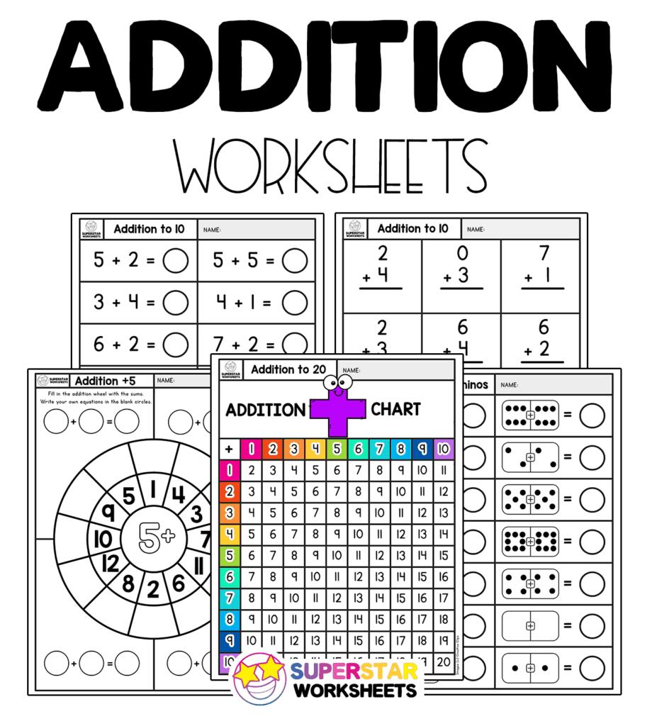 medium resolution of Math Worksheets - Superstar Worksheets