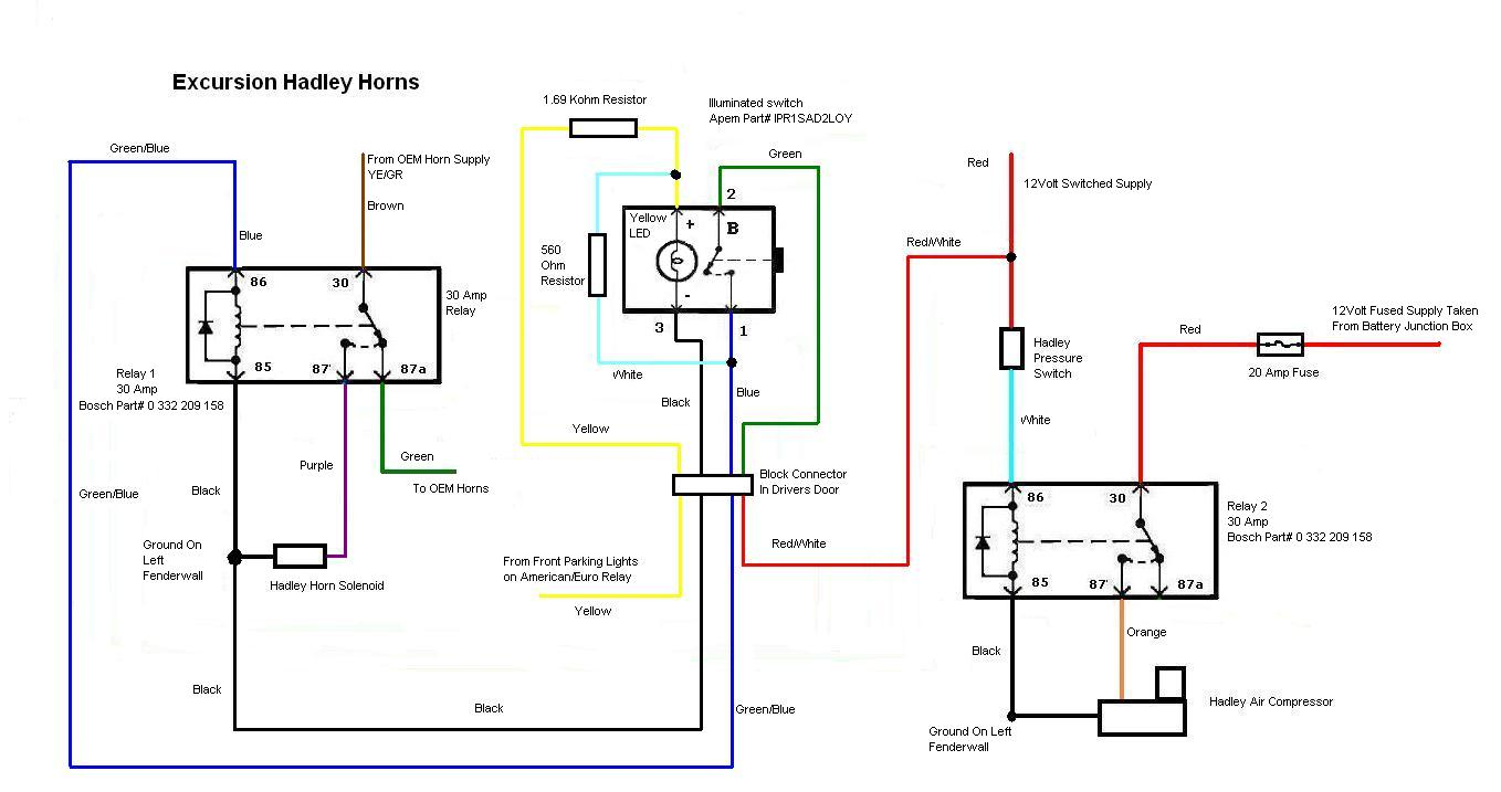 hight resolution of index of lincoln hadleyairhorns hadley air horn wiring diagram