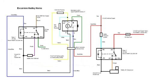 small resolution of index of lincoln hadleyairhorns hadley air horn wiring diagram
