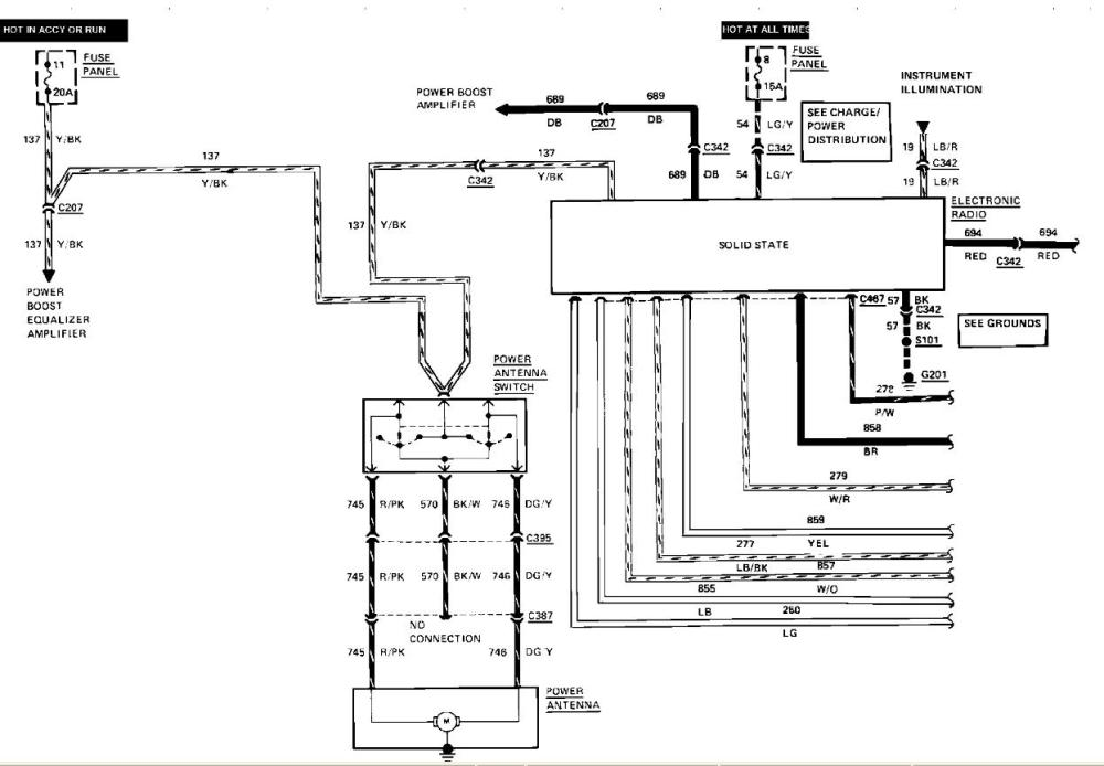 medium resolution of mark 7 wiring diagram simple wiring schema 1996 lincoln mark viii wiring diagram lincoln mark viii wiring diagram