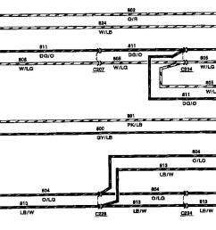 1993 lincoln town car radio wiring diagram [ 1280 x 736 Pixel ]
