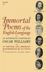 Immortal Poems of the English Langauge