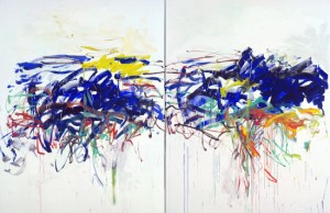 Joan Mitchell, untitled, 1992