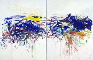 Joan Mitchell, untitled, 1992