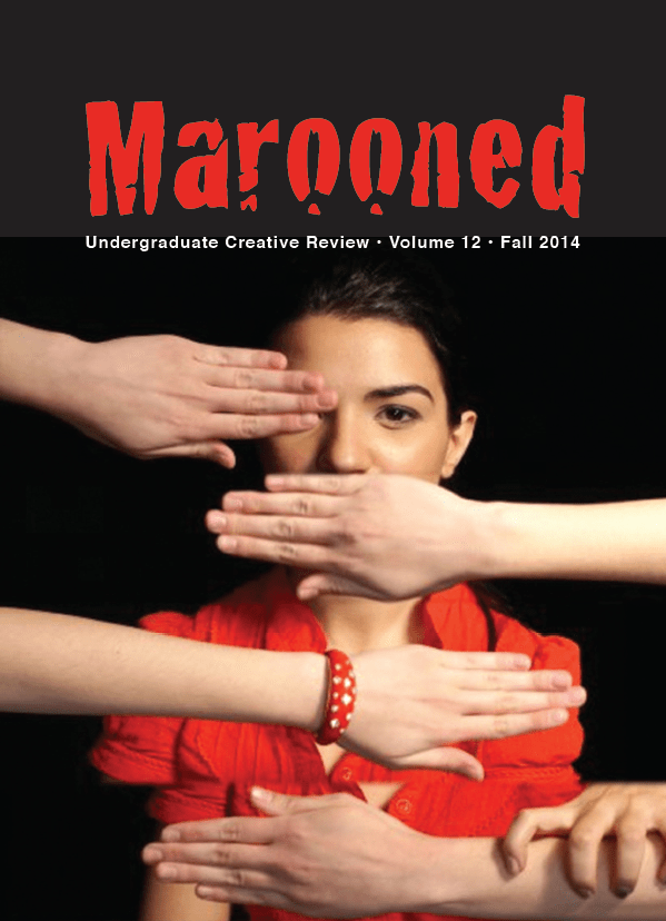 Marooned vol 12 cover
