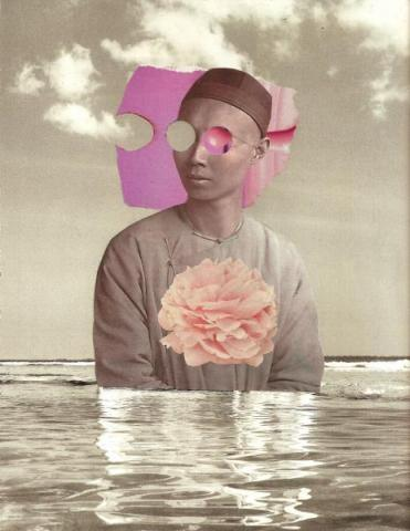 Four Collages by Lynn Skordal  Superstition Review