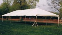 20' x 50' Frame Tent - Super Stuff Party Rental
