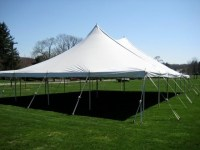 40' x 60' Pole Tent - Super Stuff Party Rental
