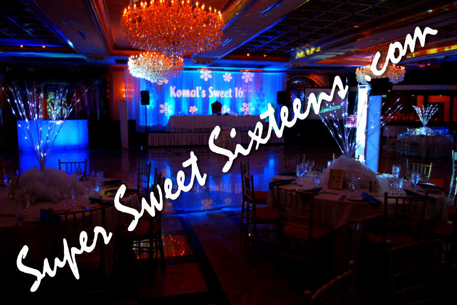 sweet 16 themes and