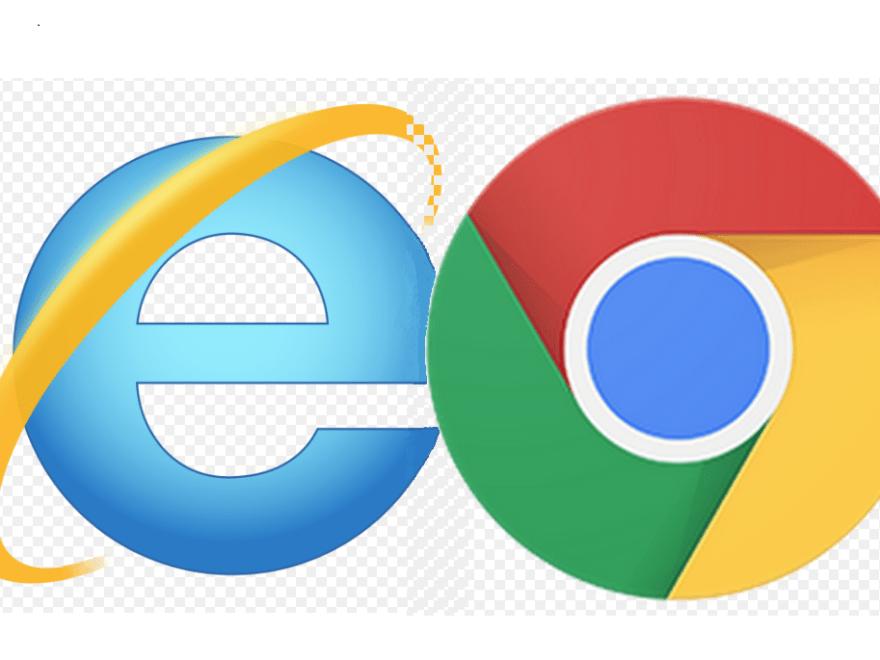 IE vs Chrome