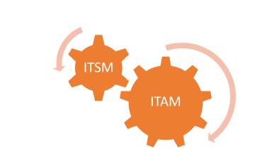 ITSM AND ITAM