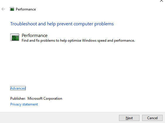 Windows 10 startup faster