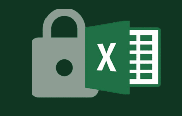 secure excel file with password