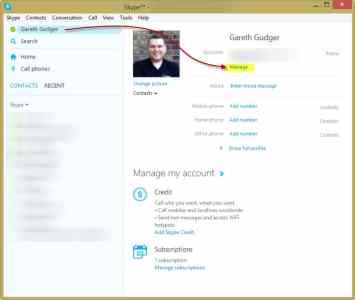 Skype for Desktop