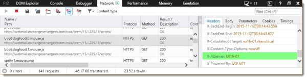 Configure Kemp Load Balancer for Exchange 2016 Under The Hood B