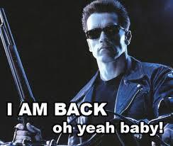 Michael Arrington is back...