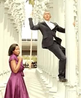 Obama dança Gangnam Sytle
