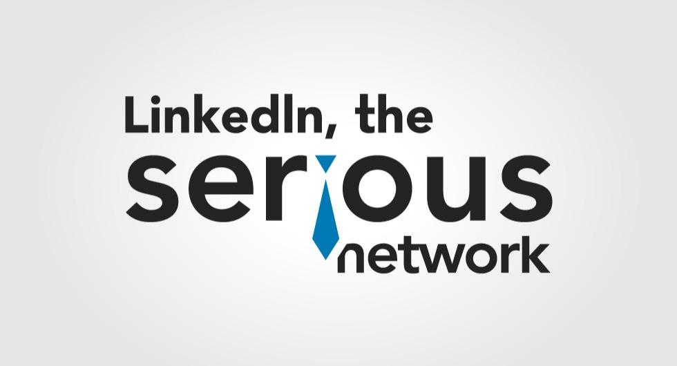 Linkedin: A rede séria