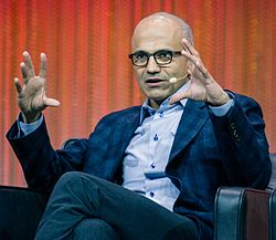 MICROSOFT: Satya Nadella novo CEO [Video]