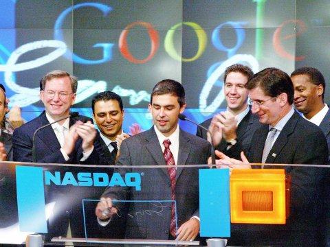 Google: 10 Anos depois da entrada em bolsa [VIDEO]