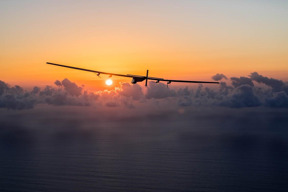 Aviação a energia solar e modular