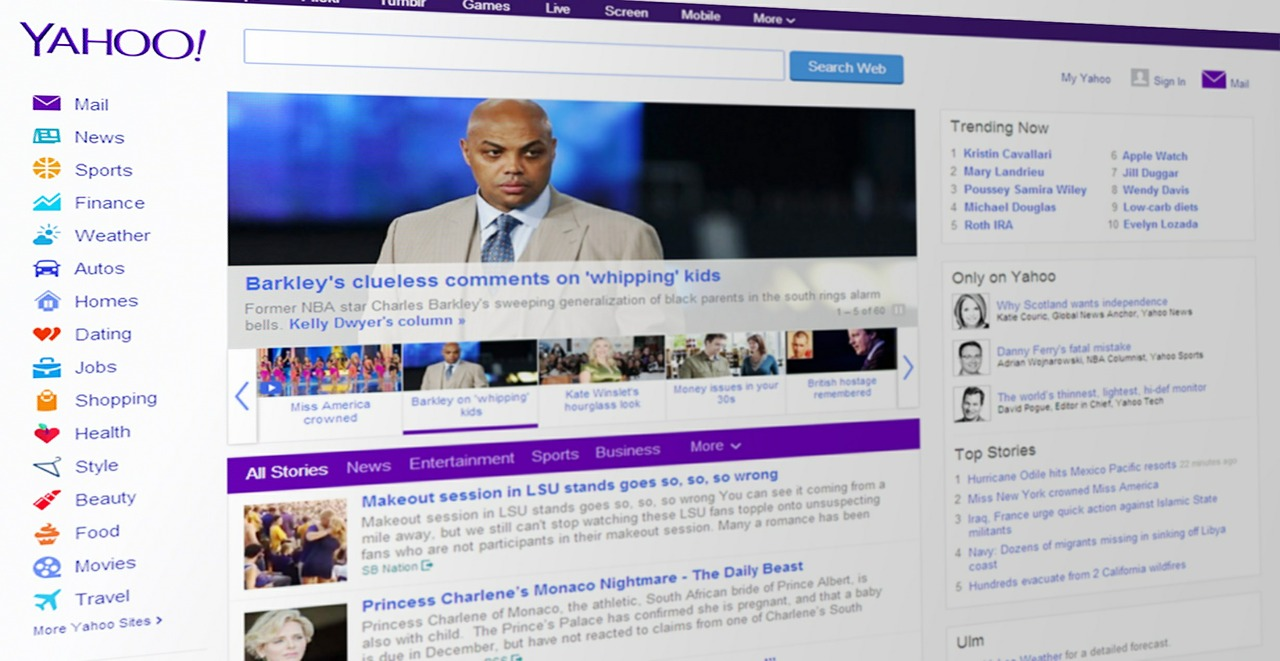 Yahoo!: Novo capítulo sob chapéu da Verizon