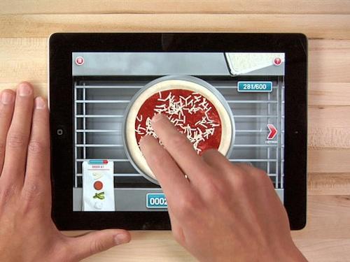 """Na pizza, o segredo pode estar na massa. Na publicidade online, o segredo pode estar nos """"filtros""""."""