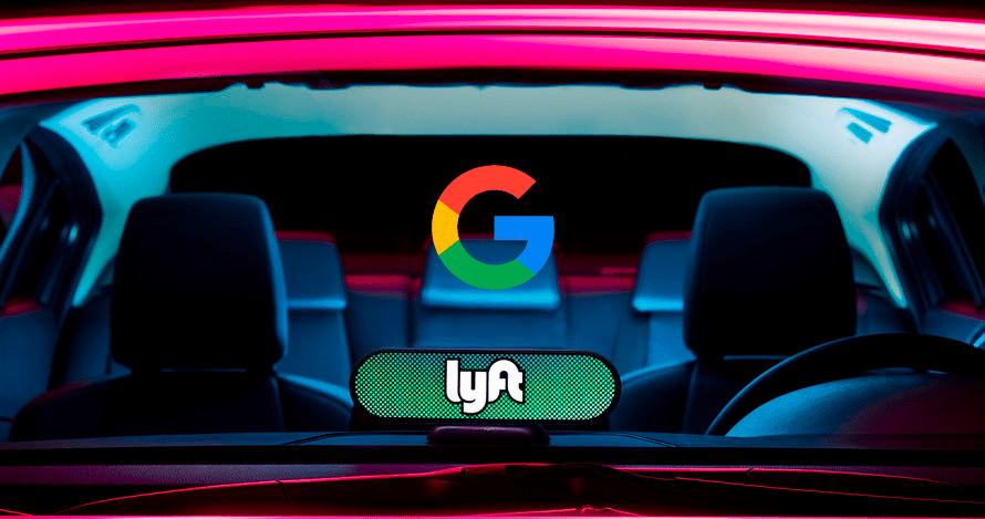Porque é que a Google investiu na Lyft?