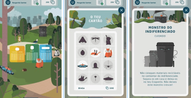 Recycle BinGo transforma a reciclagem num jogo