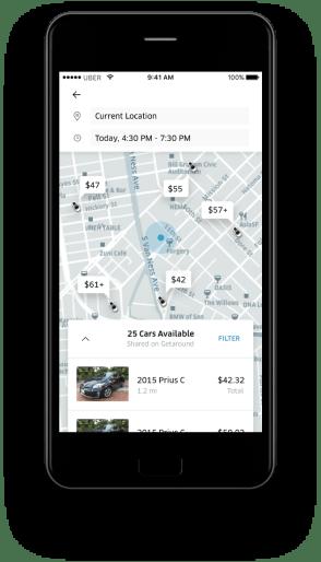 Uber-Rent-Getaround