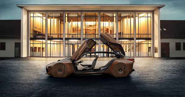 BMW e MIT criam material insuflável impresso em 3D