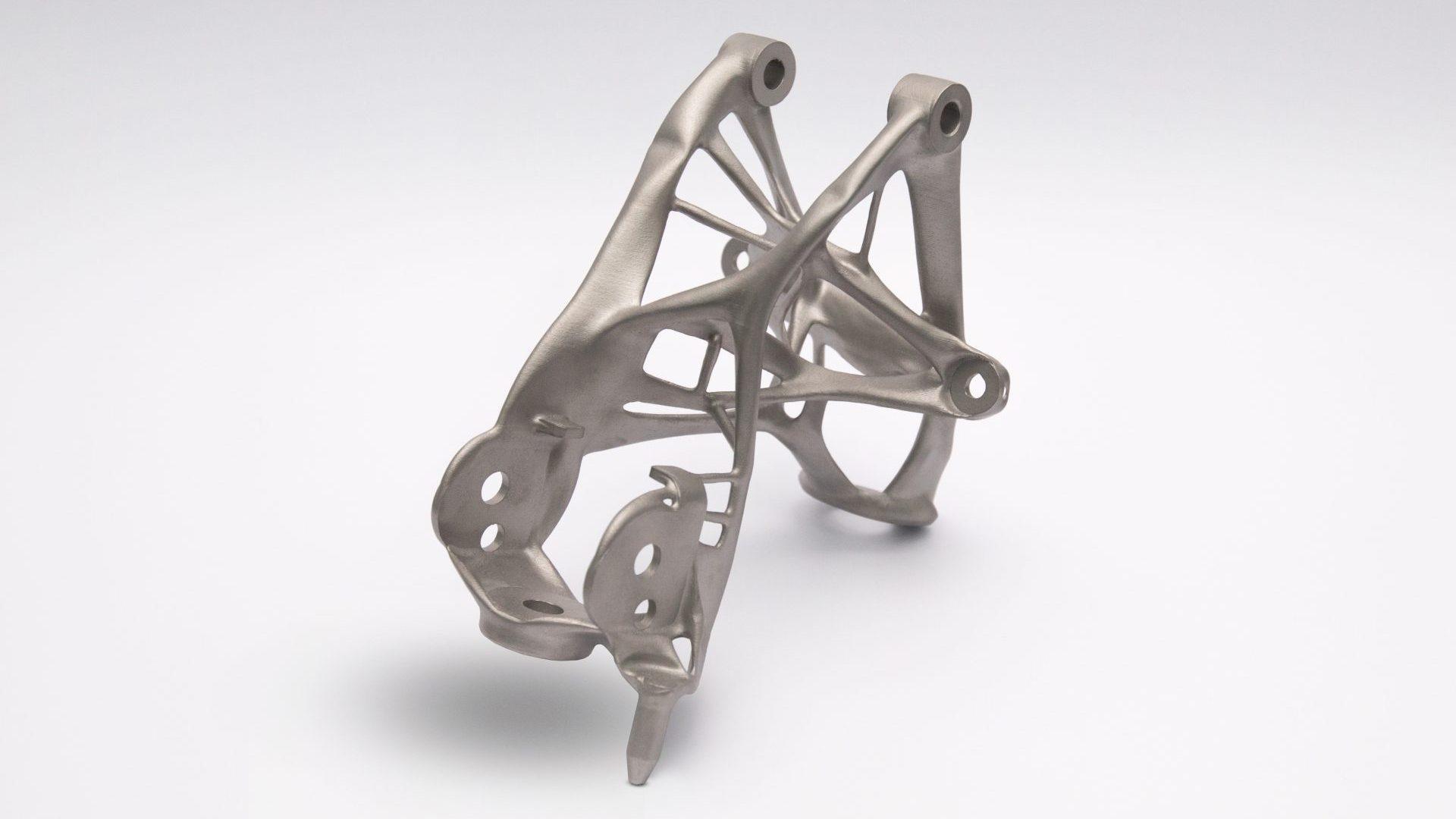 GM imprime componentes automóveis em 3D