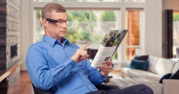 """OrCam """"devolve"""" visão a deficientes visuais"""