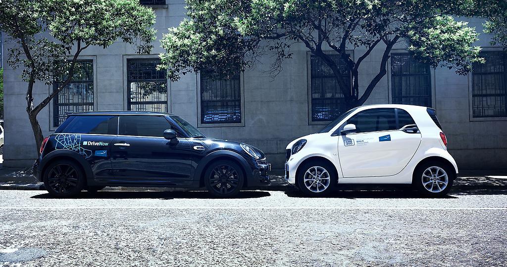 BMW e Daimler juntam serviços de mobilidade