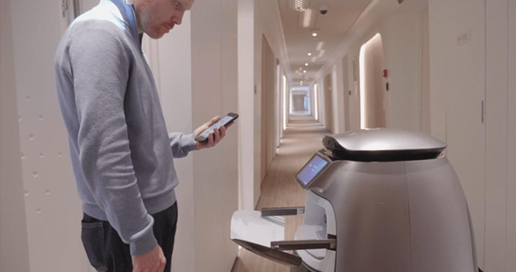 Alibaba cria hotel do futuro