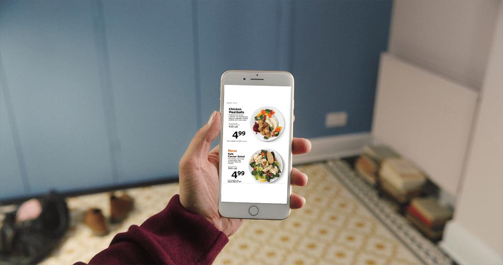 IKEA testa serviço de entrega de refeições