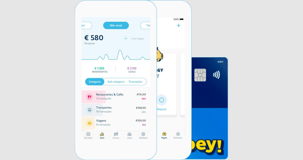 Crédito Agrícola lança banco 100% mobile