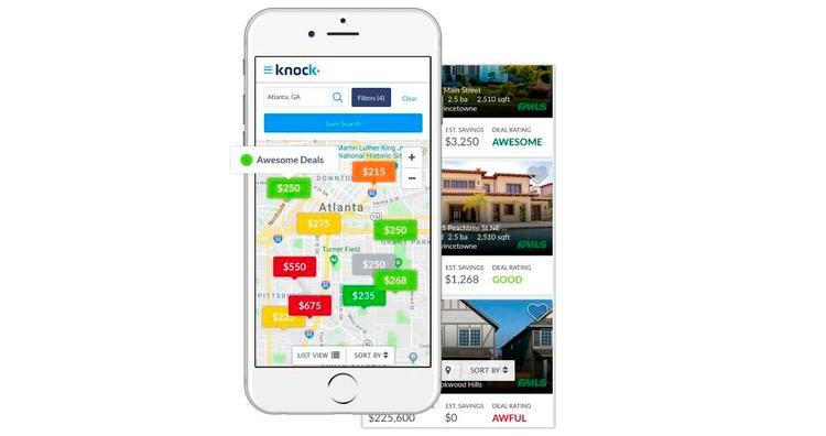 Knock: reinvenção do processo de compra de uma casa