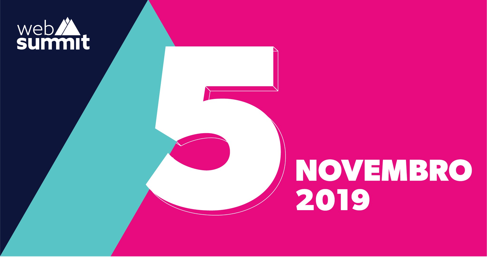 Web Summit 5 de novembro
