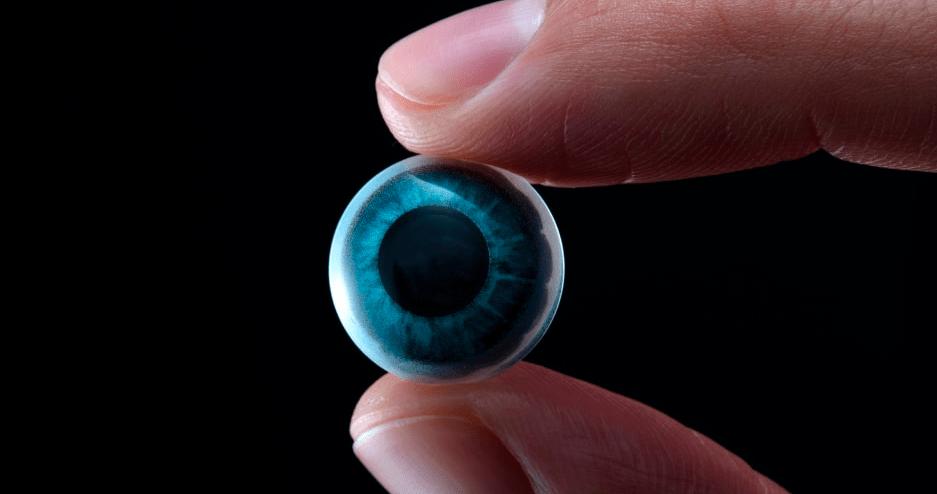 Mojo: lentes de contacto com realidade aumentada