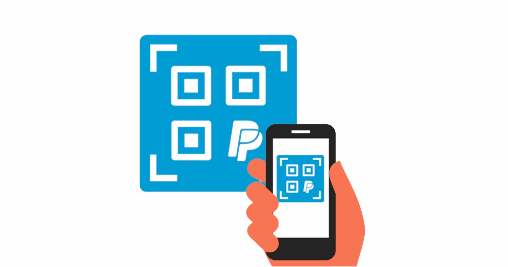 PayPal disponibiliza pagamento com QR Code