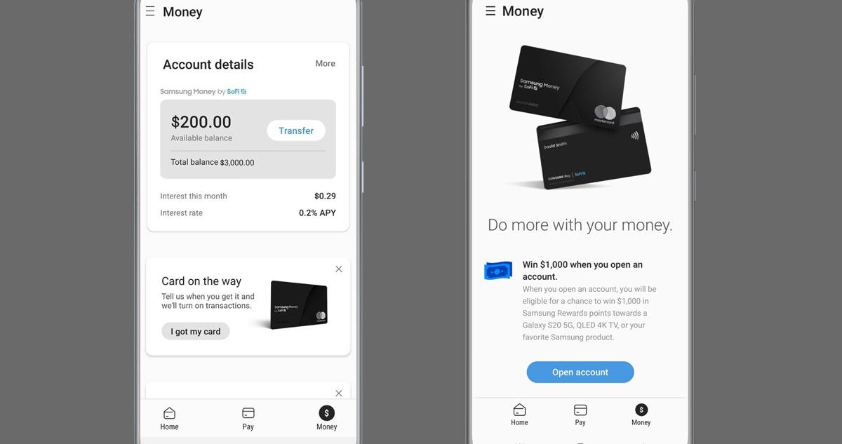 Samsung Money: serviço bancário 100% mobile