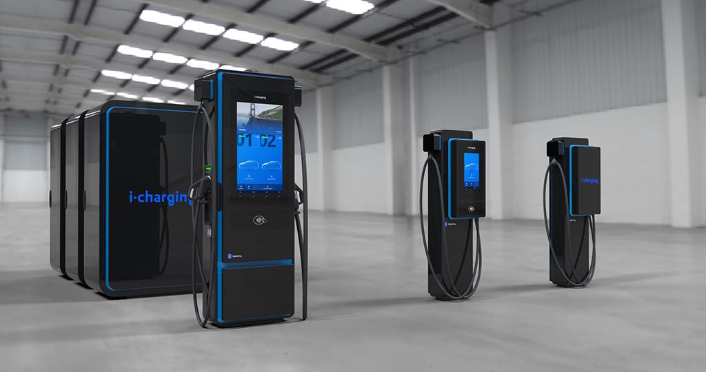 i-charging, supercarregadores de veículos elétricos