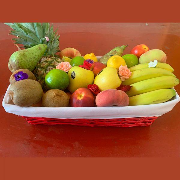 Cesta frutas de temporada (Supertomate - Tienda online)