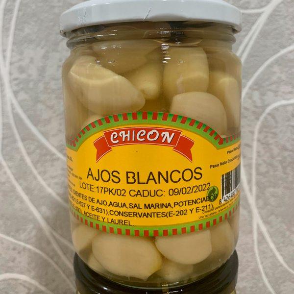 Dientes de ajo (Supertomate - Tienda online)