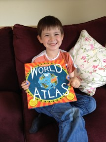 Book World Atlas Barefoot Books Adventures